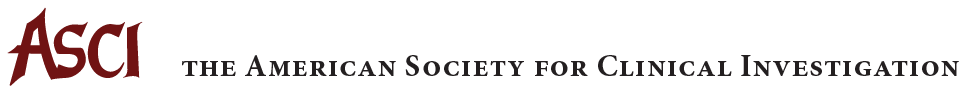 The American Society for Clinical Investigation
