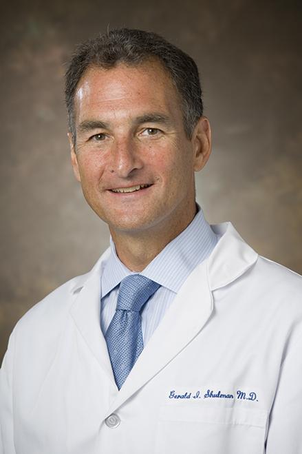 Photo: Gerald I. Shulman, MD, PhD, MACP, MACE, FRCP