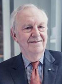 Photo: John H. Dirks, CM, MD, FRCPC