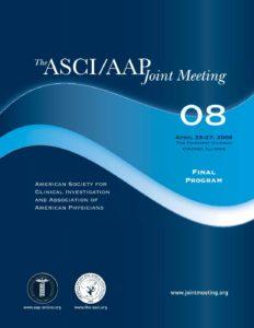 2008 Joint Meeting program