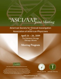 2009 Joint Meeting program