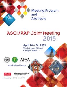 2015 Joint Meeting program